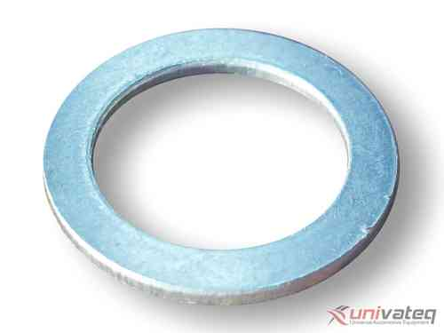100x Aluminiumdichtring, Aludichtring, Aludichtung, Dichtring